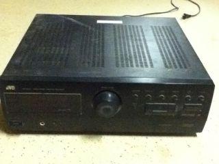 JVC RX 664V Audio Video Control Receiver