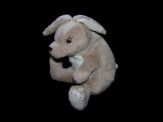 IKEA Gosig Kanin Tan White Bunny Rabbit Kangaroo Plush Stuffed Baby