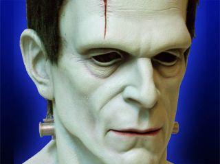 Official Boris Karloff as Frankenstein Deluxe Collectors Edition Mask
