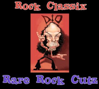 Classic Rock Metal Hits Karaoke CDG Dio WASP Manowar Rainbow Uriah