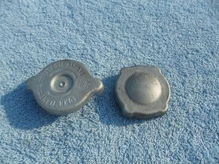 Original Chevrolet GM Gas Cap Radiator CAP1940 1941 1942 1946 1947