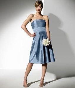 Ann Taylor Pacific Blue Karen Dress Blue 10 12 14 16
