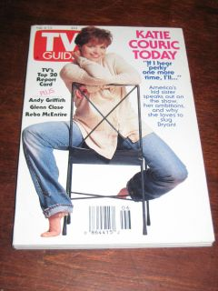 Guide Feb 6 12 1993 Katie Couric Central PA Edition