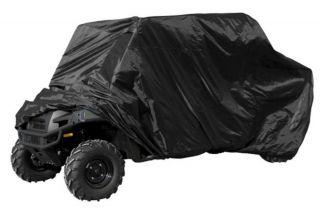 Polaris Ranger Crew Kawasaki Mule UTV Cover Black 158 5 x 62 x 75 5