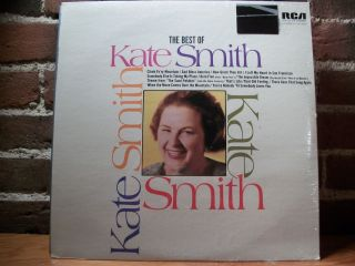 KATE SMITH the best of LP SEALED how great thou art GOD BLESS AMERICA
