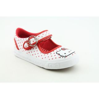 Keds Tammy Hello Kitty Toddler Girls Size 5.5 White Synthetic Flats