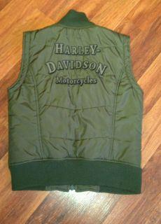 Harley Davidson Winter Vest