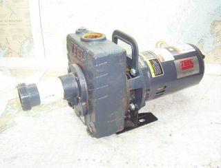 Boaters Resale Shop of TX 12030433 02 Dayton 115V AC Jet Pump Motor