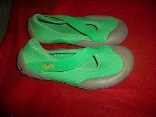 Keen ROATAN Green Water Flats Waterproof Womens Shoes Size EU 38 5 8