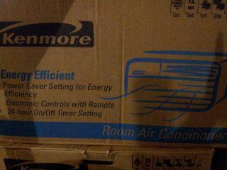 Kenmore Room Air Conditioner