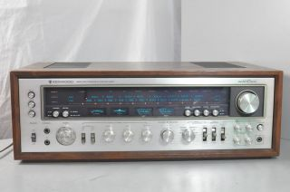 Kenwood Am FM Stereo Receiver Model Eleven 11