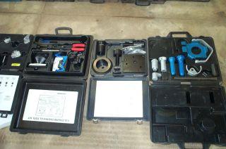 Kent Moore Tool Sets Several