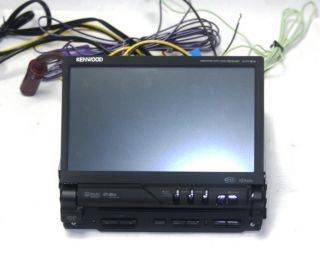 Kenwood KVT 514 in Dash Receiver DVD Player Touchscreen