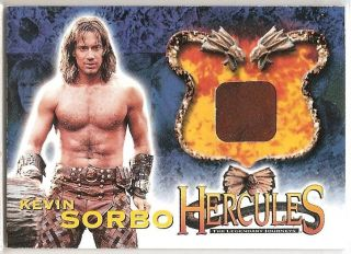 Hercules Legendary Journeys TLJ Kevin Sorbo HC1