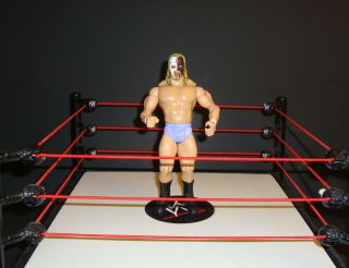 Kevin Sullivan Custom Classic Legend Figure WWE WCW ECW Jakks