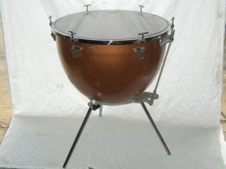 Ludwig Machine Kettle Timpani 26 with Hand Crank