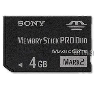 4GB Secure Digital Flash Memory Stick Pro HG DUO HX For Sony PSP