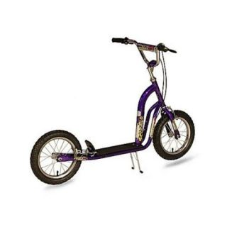 Kent Super Kick Scooter Grape Purple 14 Wheels New