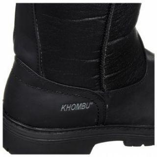 New Khombu Mens Marsh Waterproof Winter Boots