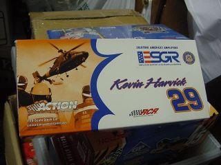 Kevin Harvick Coast Guard Esgr Diecast 1 24 Action