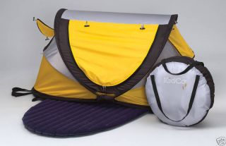 Kidco Peapod Plus Portable Infant Travel Bed Tent New
