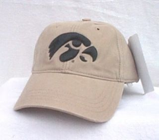 University of Iowa Hawkeyes Ball Cap Baseball Hat