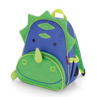 Skip Hop Zoo Pack Kids Backpack Small Animal Dinosaur Boy Girl School