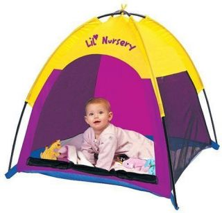 Pacific Play Tents Lil Nursery Child Kids Tent Hut Shelter Play Sun