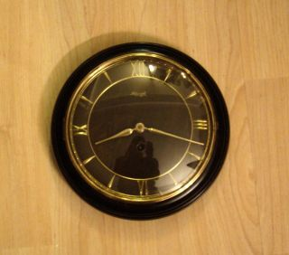 Kienzle Old Vintage German Wall Clock Excellent Condition and Function