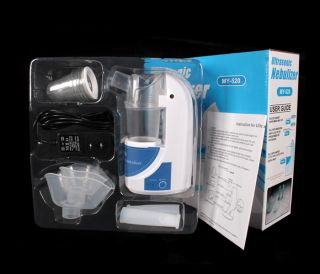 Nebulizer Nebuliser Handheld Respirator Humidifier Adult Kid