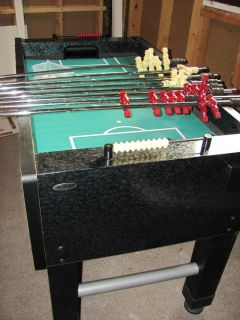 Halex Foosball Table Excellent Condition Great gift for the kids Make