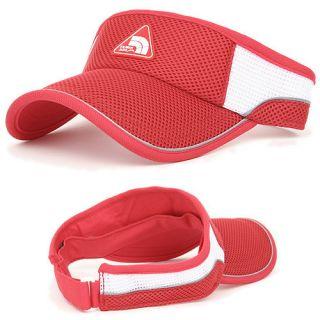 Visor KILIMANJARO RED Sunvisor Golf Hat Cap Sun shade Outdoor Sports
