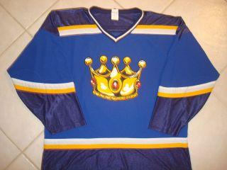 LA KINGS HOCKEY JERSEY NHL JERSEY MCGRATH #1 ??? ERA???? EX CON UNIQUE