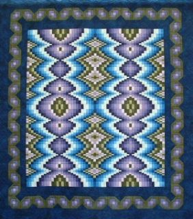 Bargello Hearts - e-Patterns, Downloadable Patterns