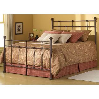 King Size Stanley Metal Bed Frame with Headboard Footboard