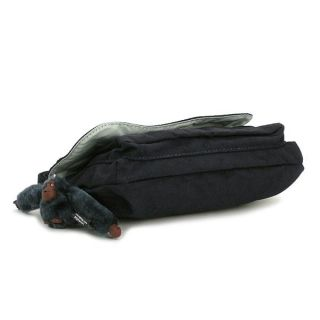 Kipling Silvia Small Crossbody Shoulder Bag Handbag Monkey Keychain