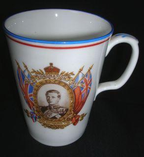 Planned Coronation King Edward VIII 1937  Old Royal China