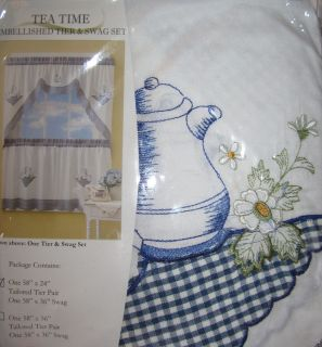 Blue Amp White Gingham Curtains Boys Nursery 66 X 72 Fully Lined