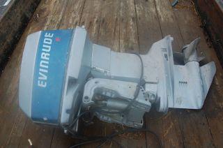 Evinrude 88 SPL Outboard Boat Motor