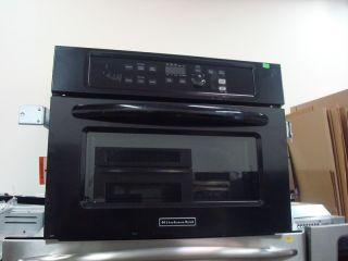 KitchenAid Architect Series II KBMS1454SBL 24 Built in Microwave Oven