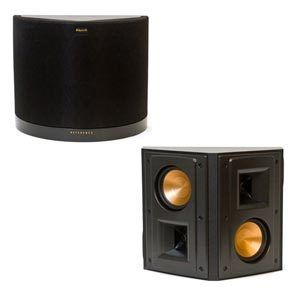 Klipsch Speaker RS 42II Surround Speaker One Each 743878021905