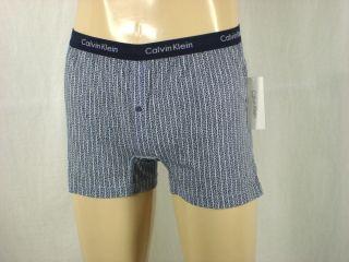 Calvin Klein Stretch Knit Boxer Short Underwear Boxers New Mens Medium