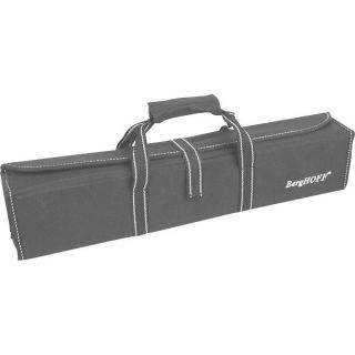 Berghoff Knife Set with Roll Bag 10 Pieces Cutlery