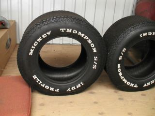 Show Car Tires Mickey Thompson s s Indy Profile