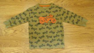 Kids Korner Long Sleeve Shirt Boys 2T Cotton RN29360