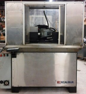 Excalibur 3 Axis CNC Tool Cutter Grinder