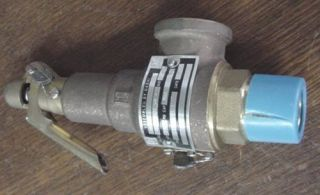 Kunkle Pressure Relief Valve Cat 6010EEM01 KM New