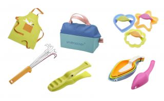 Kuhn Rikon Switzerland Kinderkitchen Kids Cooks Tools