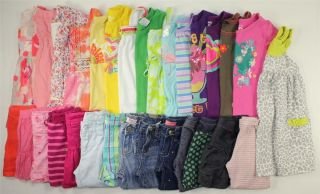 HUGE USED Toddler Girl 4T Spring Summer Clothes Lot Gymboree Janie and