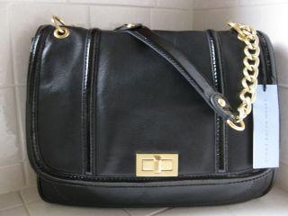 Fiona Kotur Muses Black Leather Bag